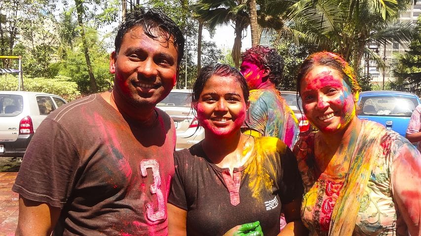Holi Celebrations & Camping in Dharamshala