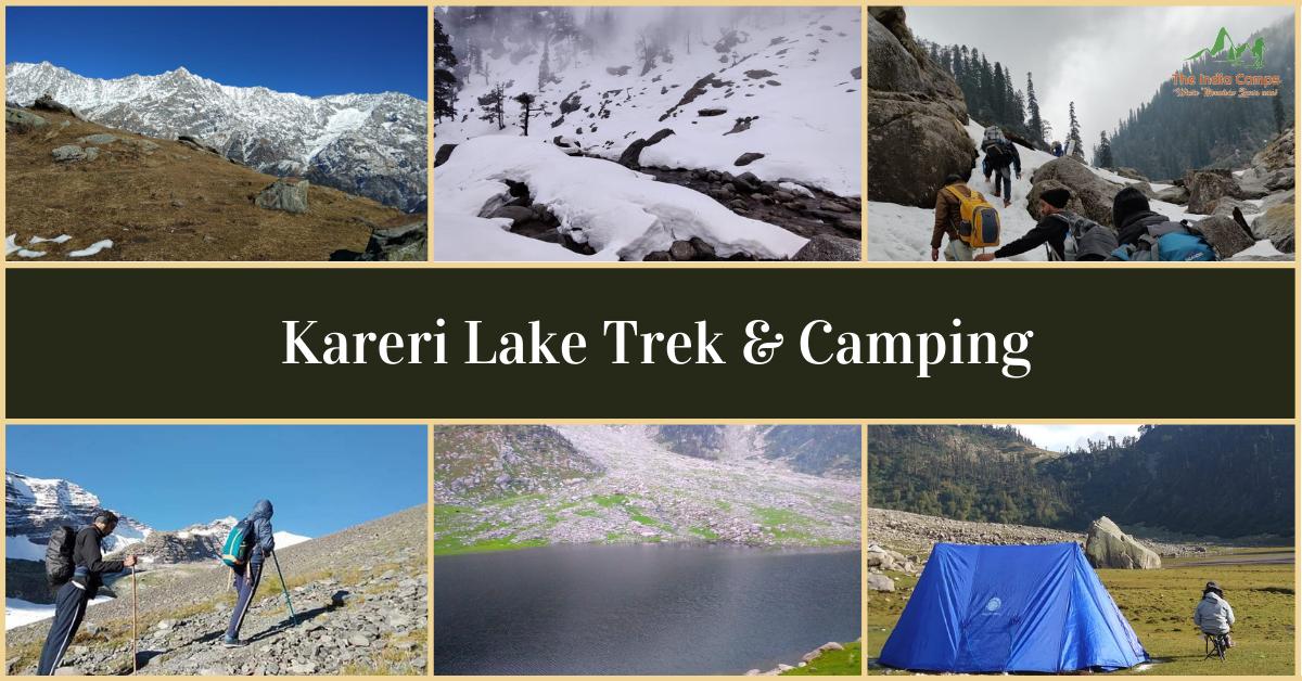 Kareri Lake Trek & Camping