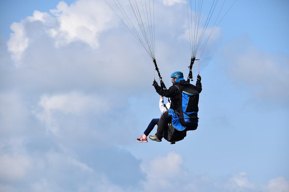 BirBilling paragliding