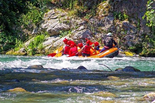 adventure rafting in manali ,Babeli village rafting point in Manali