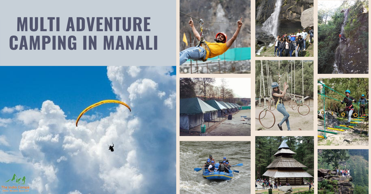 Multi Adventure Package Manali