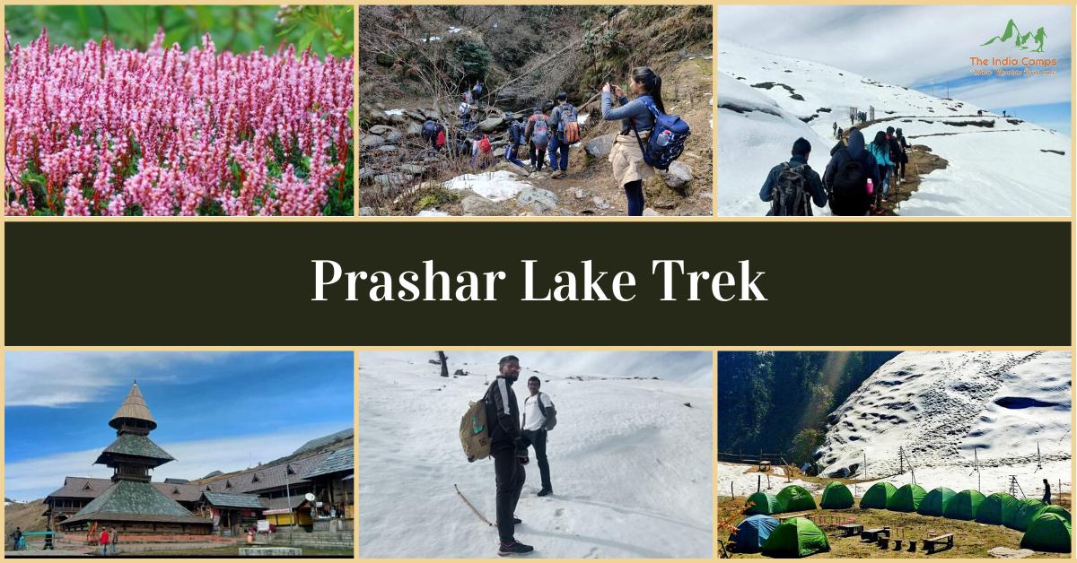 Prashar Lake Trek With Delhi volvo ticket