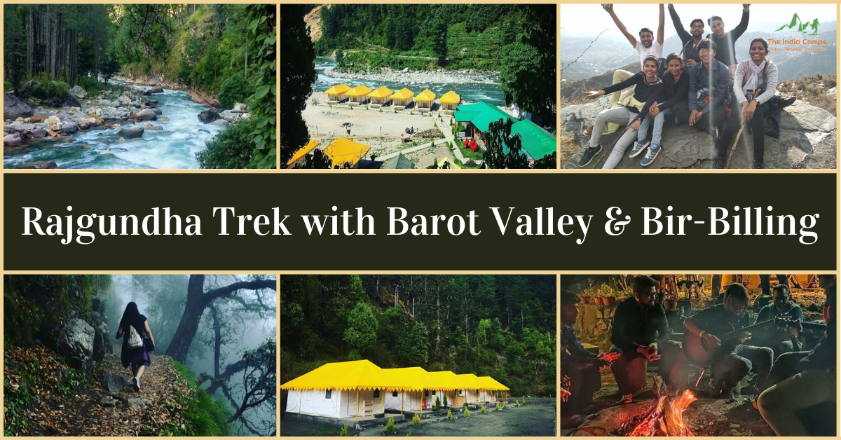 Rajgundha Trek with Barot Valley & Bir-Billing