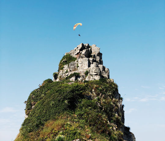 high adventure paragliding dharamshala